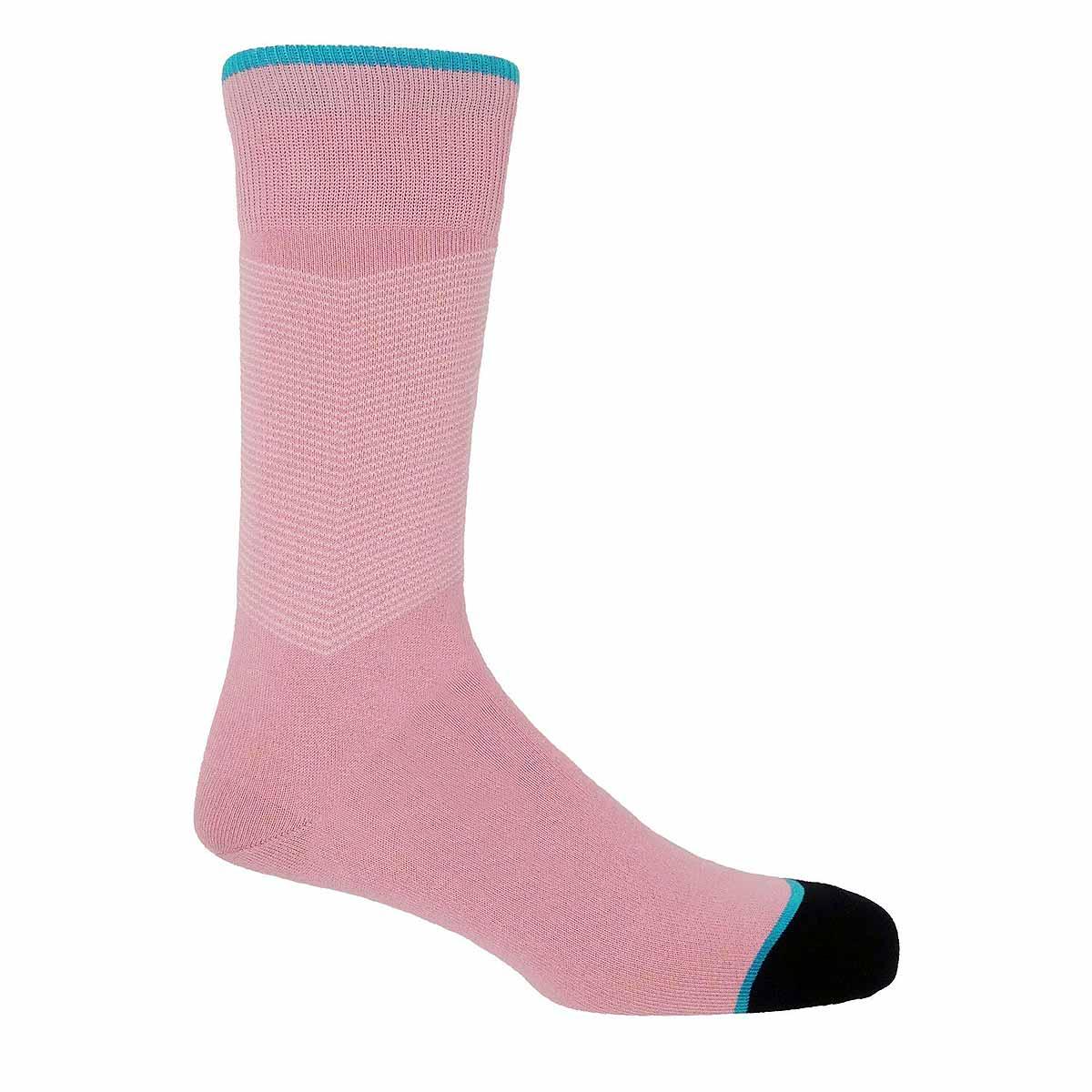 sock on white background